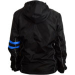 Chazz windbreaker espalda