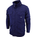 Marine Jacket lateral