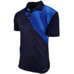 Polo blue lateral
