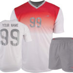 Uniform soccer Futar Grey