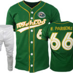 Uniforme Baseball bufalos