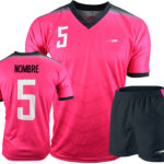 Uniforme Soccer Electric