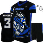 Uniforme Tocho Vikings