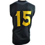 Uniforme basket Golden espalda