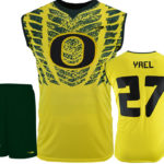 Uniforme basket Oregon