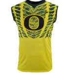 Uniforme basket Oregon frente