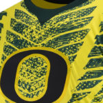 Uniforme basket Oregon zoom