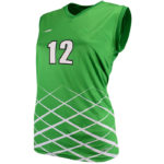 Uniforme basket mujer grass lateral