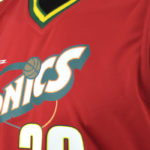 Uniforme basket sonics zoom