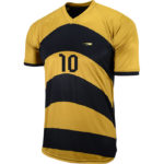 Uniforme soccer Bee lateral