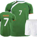 Uniforme soccer Bricklin