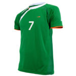 Uniforme soccer Bricklin lateral