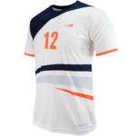 Uniforme soccer Chess lateral
