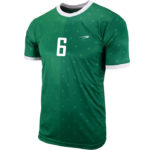 Uniforme soccer Clover lateral