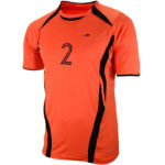 Uniforme soccer Nan lateral