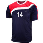 Uniforme soccer Wave lateral
