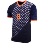 Uniforme soccer moon lateral