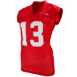 Uniforme tocho mujer 49ers lateral