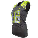 Uniforme tocho mujer ducks lateral