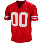 Uniforme tocho 49ers lateral